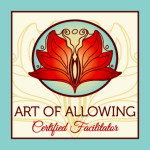 "I am a Certified Facilitator of ""The Art of Allowing"" painting approach, f ounded by Flora Aube"